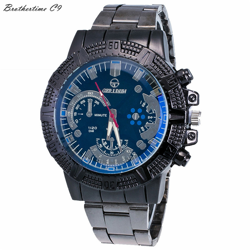 Fashion WristWatch Men Motion Form Stainless Steel Sport Quartz Hour Wrist Analog Watch Motre Relogio Masculino  <br><br>Aliexpress