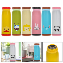 500ML Capacity Vacuum Flasks Bottle Insulated Tumbler Travel Cups Stainless Steel Vacuum Cup Tea Bottle Drinkware(China)