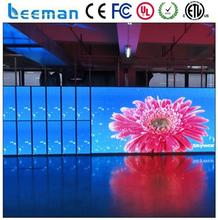 Leeman P3.91 Outdoor SMD --- full hd xxx movies video stage LED video curtain screen LED display wall P3.9 P4.8 for rental