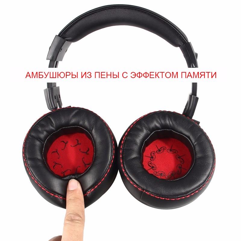 Wired Headphones For DJ Studio (5)