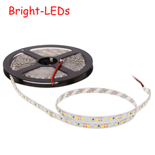 100 meters Wholesale SMD3528 120leds/m DC12V non-waterproof  led Flexible strip lights strings tapes ribbons novelty households