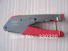 LS-H518A RG59 RG6 F type Connector Compression Crimping Tool