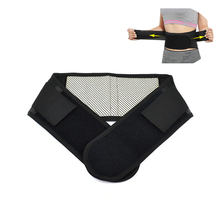 Lumbar Support Belt Women Tourmaline Self-heating Magnetic Therapy Back Waist Aja Thermal Brace Belts Outdoor Fitness Equipment(China)