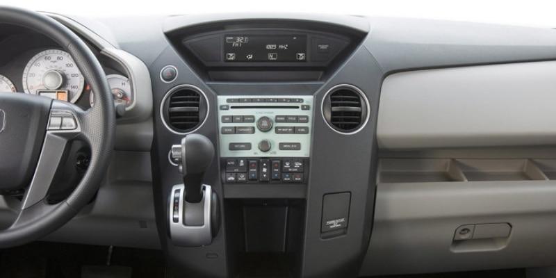 For Honda Pilot 2009~2012 - Car Android Media Player System Radio Stereo GPS Navigation Multimedia Audio Video 8