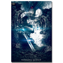 Final Fantasy XV Art Silk Fabric Poster Print 13x20 24x36 inch Vedio Game Noctis Pictures for Living Room Wall Decor 04