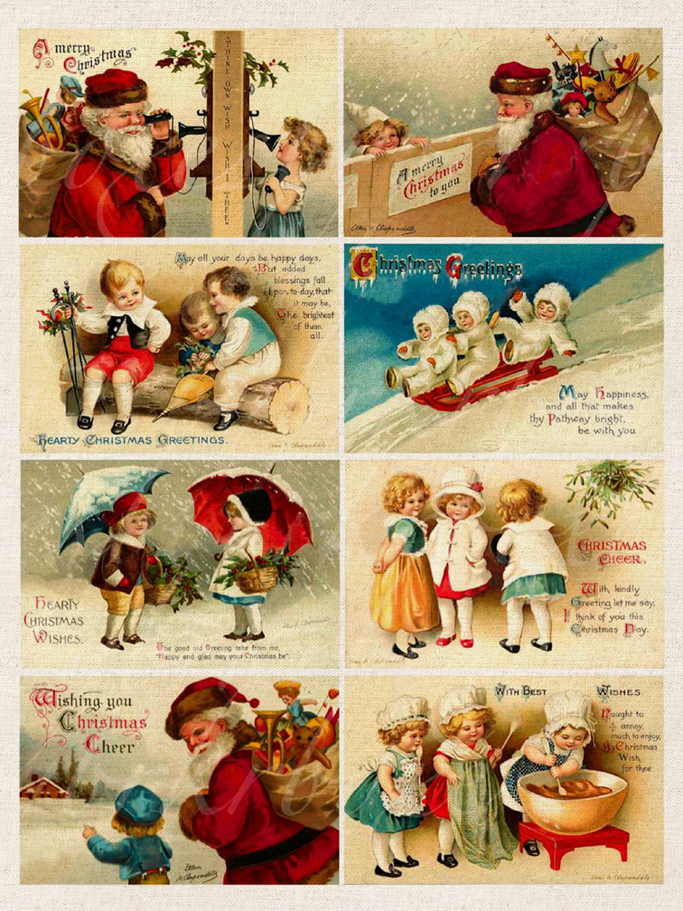Christmas Quilt Fabric Promotion-Shop for Promotional Christmas ...