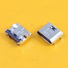 30pcs/lot Micro Mini USB jack socket connector charger Charging Port for Samsung Galaxy Core Prime G360 G361F Tab E T560 T561(China)