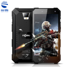 Nomu S10 Quad Core MTK6737T Mobile Phone 5.0 inch 2GB+16GB Smartphone 5000mAh Quick Charge 13.0MP 1280x720 IP68 Waterproof Phone