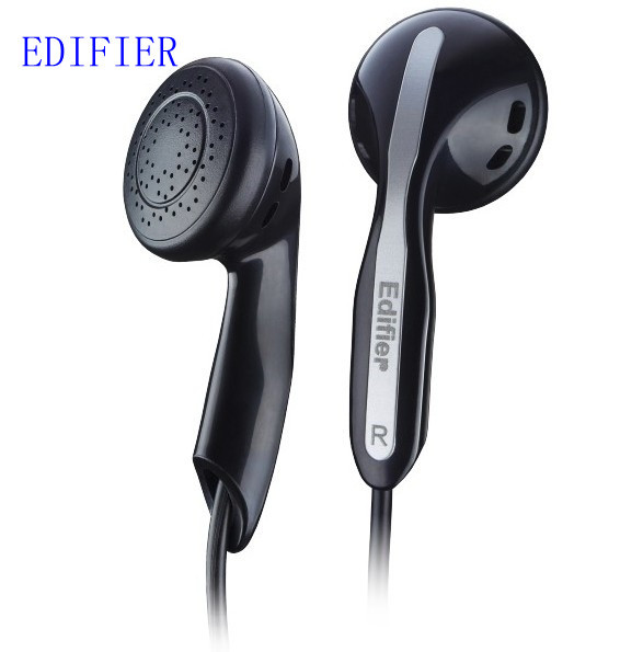 High Quality Earphone Original Edifier h180 computer earphones bass stereo earbud for mp3 mp4 PC<br><br>Aliexpress