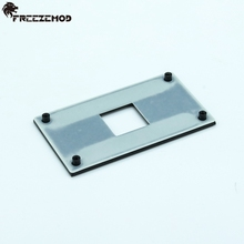 FREEZEMOD  metal Motherboard backplate  CPU water cooling block holder for A MD. MBP-AMD01