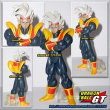Japanese Anime DRAGONBALL Dragon Ball GT Genuine Original BANDAI Gashapon PVC Toys Figure HG GT Part 2 - Baby