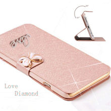 Case For Huawei Enjoy 5 TIT-AL00 High quality Cell Phone bags cases for Huawei Enjoy 5/ Y6 Pro / Honor 4C Pro Flip hard cover