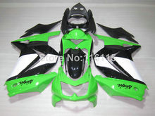 Fit for Kawasaki Ninja fairings 250r 2008-2014 injection molding 08-14 ZX250 black white green motorcycle fairing kit EX250 NZ27