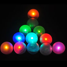12pcs/Lot 2CM Round Floating LED Berries Ball Magical Fairy LED Light For Wedding Party Events Decor
