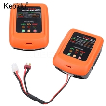 kebidu Best Power TE3AC 25W/3A Professional Balance Charger for 2S 3S LiPo/2S 3S LiFe/1-8S NiMH Battery(China)