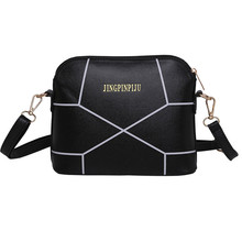 Buy New Women Leather Handbags Crack Shoulder Bag Crossbody Large Tote Ladies Purse Evening Bag Female Clutches Wholesale NOA26 for $5.60 in AliExpress store