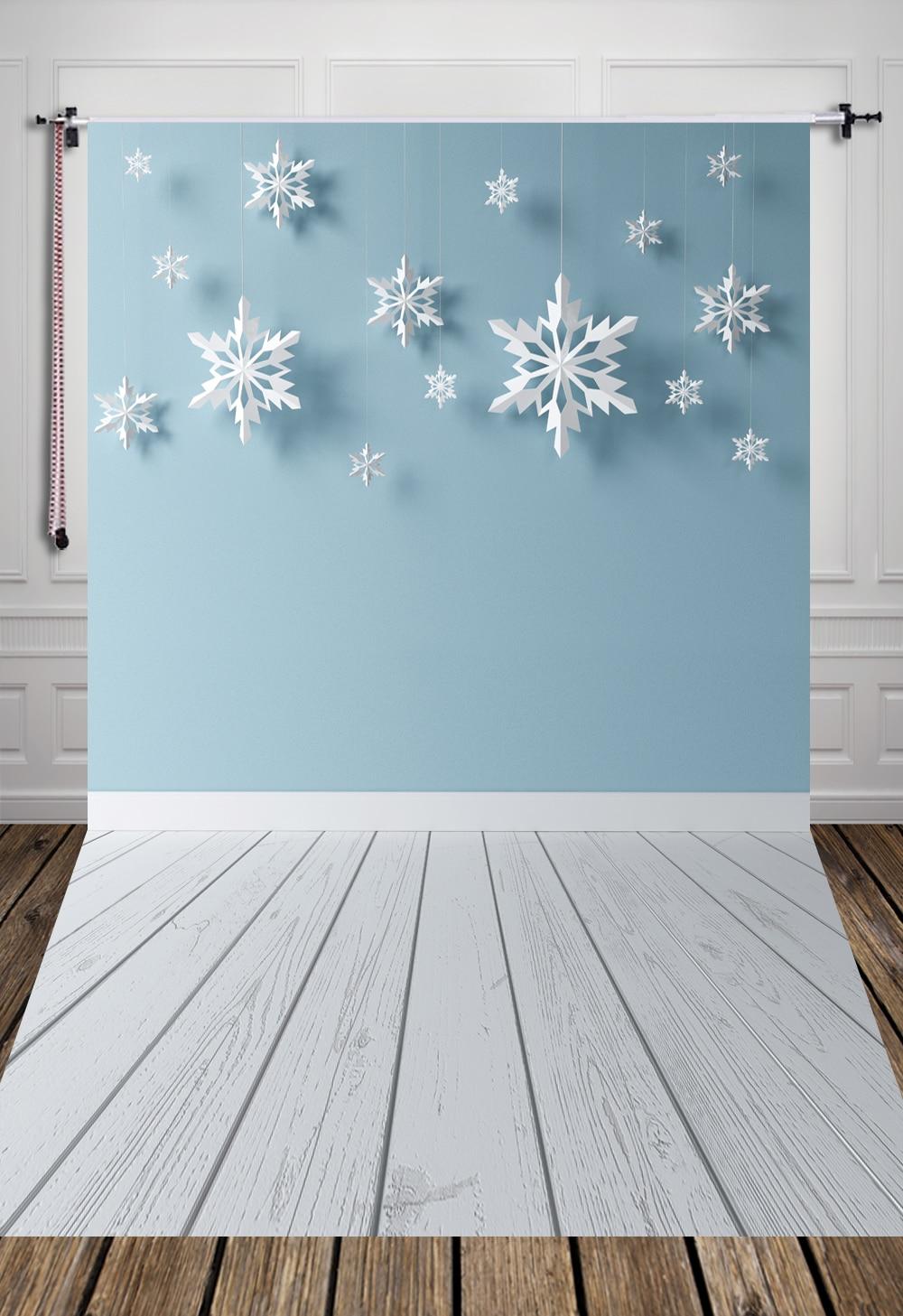HUAYI snowflake Christmas Photography Photo Backdrop D2394<br><br>Aliexpress
