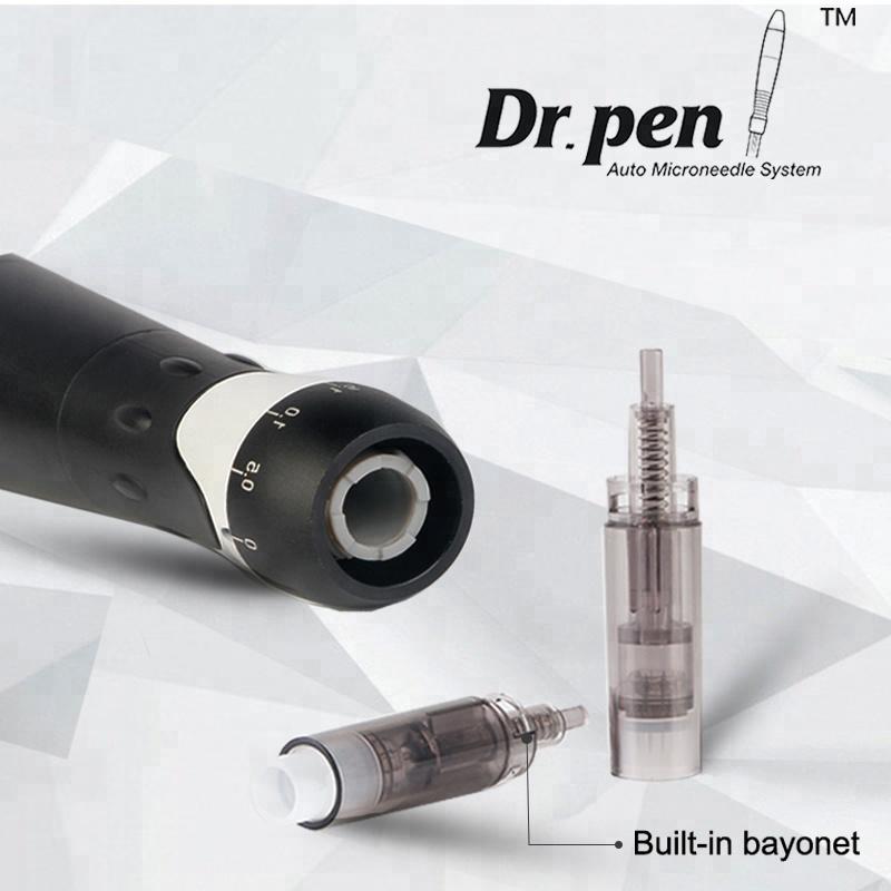 Dr Pen ULTIMA A7 Electric Derma Pen Stamp Auto Micro Needle Anti-Aging Pen  needles Electric Ultima A7 Meso Machine Cartridges