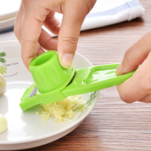 Multitool Ginger Garlic Press Grinding Slicer Cutter Kitchen Tools(China)