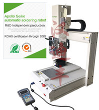 automatic soldering robot for welding high brightness LED(China)
