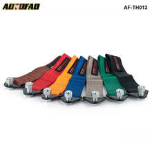 AUTOFAB - HIGH STRENGTH RACING TOW STRAP SET FOR FRONT/REAR BUMPER HOOK TRUCK/SUV AF-TH013(China)