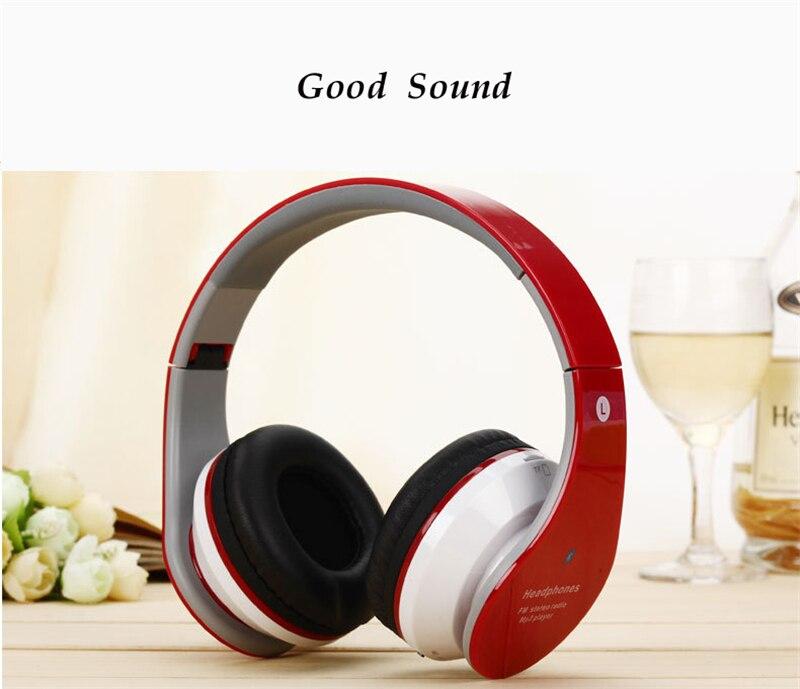 Cheap Stereo Headphone, Wireless Bluetooth Headset, Earphone Headphone Bluetooth with Microphone