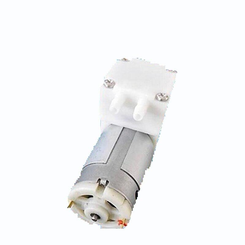 New DC 12V 5L/min 11W Micro Air Pump Electric Pumps Mini Vacuum Pump Pumping Booster For Medical Treatment Instrument#04<br><br>Aliexpress