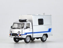 Special offer Out of print DEA 1:43 Soviet silver van Alloy car models The new plastic packaging Favorites Model