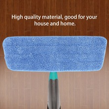 New Arrival Mop Microfiber Pad Practical Household Dust Cleaning Reusable Microfiber Pad For Spray Mop High Quality(China)