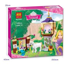 Christmas 145 Princess Toys Rapunzel's Best Day Ever Boy for Girl Building Toys Girls Gift Toys For Children 41065