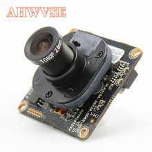 Buy AHWVSE Wide View 2.8mm lens IP Camera module Board IRCUT RJ45 Cable XMEYE APP 960P 1080P ONVIF H264 DIY CCTV Camera for $12.31 in AliExpress store