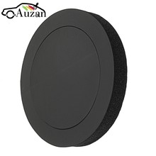 6.5 inch Car Speaker Ring Bass Door Trim Sound Insulation Cotton Audio Speakers Sound Self Adhesive Insulation Ring(China)