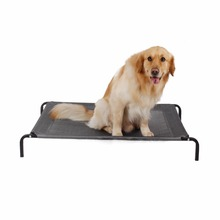 Domestic Delivery Elevated Pet Dog Bed Really Stable Golden Shepherd Dog Beds Fast Delivery Pet Products(China)