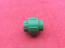 free shipping Size 25mm PPR flexible connection  pipe fitting joint Pipe coupling PPR Pipe Fitting