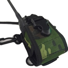 MSC-20B Camo Radio Case for Kenwood Baofeng Wouxun Vextex TYT Walkie Talkie UV-5R A UV-5RE Plus UV-B5 UV-82 Puxing for ICOM