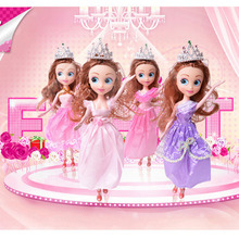 1pc 27cm Boneca Sofia the first princess doll Baby toys princess Sofia Sharon dolls for girls