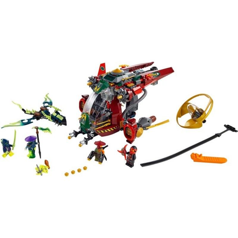 Pogo Lepin BL10398 Ninjagoe Thunder Swordsman Building Blocks Bricks Toys Compatible Legoe<br>