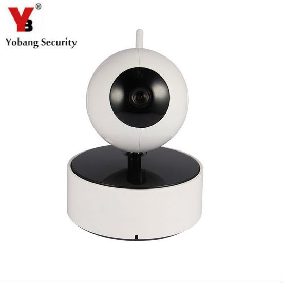YobangSecurity 720P WiFi Security IP Camera Home Surveillance System Baby Pet Monitor Camera Microphone Camera Motion Detection<br>