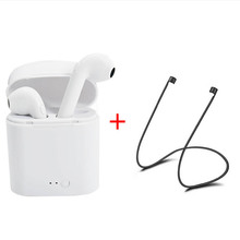 Buy Bluetooth Earphone i7S tws Wireless Headset Double Twins Stereo Music Earbuds Apple ipad iPhone 6 i7 Xiaomi Huawei for $2.64 in AliExpress store