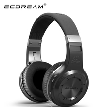 Buy Wireless Bluetooth Headphones V4.1 Bass Stereo Over-ear Headset Mic FM Radio Support SD Card iPhone Samsung earphone for $48.57 in AliExpress store