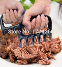 1Pcs Bear Meat Claws Handler Barbecue Fork Tongs Pull Shred Pork BBQ Barbecue Tool