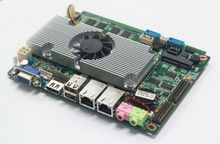 Net Server Motherboard Thin Client Board with Intel Atom D2550+Nm10 Chipset