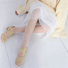 New Arrival Fashion Women's Large Fishnet Elastic Tights Fish Net Tights Pantyhose 100% Brand New