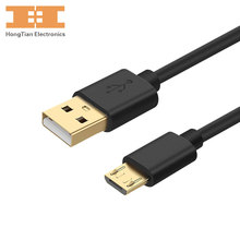 Mobile phone cables USB Cable Fast Charging Micro usb Android 5V2.4A Data Charger Cable 30CM 100CM 200CM 300CM