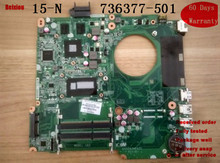 Mainboard DA0U82MB6D0 For HP 15-N 15-N028TX With I5 CPU Series 736377-001 736377-501 Laptop Motherboard 100% fully tested(China)