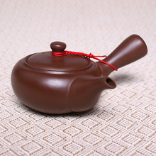 Chinese Yixing Zisha Teapot Purple Clay Teapot Kung Fu Tea Set Pottery Tea Set Handmade Ceramic Purple Clay Tea Teapot