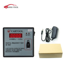 Car IR Infrared Remote Key Frequency Tester (Frequency Range 100-1000MHZ) Remote Control Frequency Test