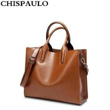 New Arrival Fashion Russia Women Leather Tote Big Shoulder Bags Woman Messenger Bags Luxury Handbags Famous Brand  Female Bag