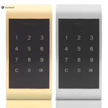 Digital Touch Keypad Lock Password Key Access Lock Electronic Security Cabinet Coded Locker Door Hardware(China)