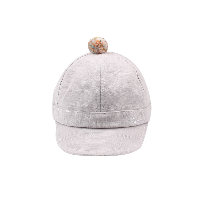 Casual Cotton Baby Caps Infant Toddler Baby Baseball Caps Fashion Boys Sun Caps Cute Girls Hat Autumn 6-24M Baby Boys Clothing (10)